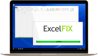 Repair corrupt Excel files with ExcelFIX